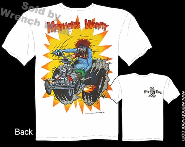 Big Daddy Shirt Mothers Worry Ed Roth T Shirt Rat Fink Clothing Model T