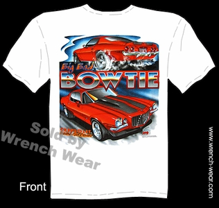 Camaro Tshirts 70 71 72 Muscle Car Clothing 1970 1971 1972 Chevy Tee Bowtie