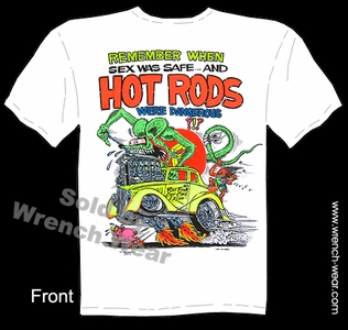 Rat Fink T Shirts Remember Hot Rods Big Daddy Shirt Ed Roth Tee 1933 Willys