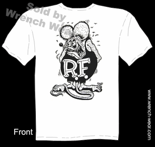 Ratfink T Shirts Ed Roth Shirt Big Daddy Clothing Company Tee