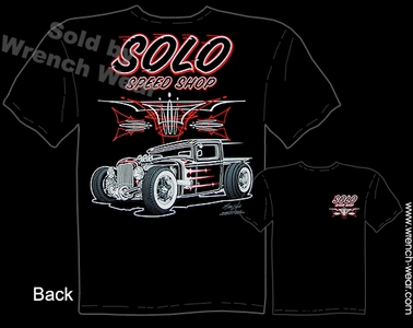 Truck Shirts 32 33 34 Pick Up T Shirt 1932 1933 1934 Ford Tee Shirts Solo
