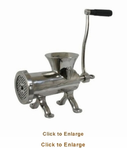 Alfa SS #22 Hand Food Chopper-Screw Down, Model# 22 SS