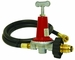 "Bayou Classic 0-40 Psi Regulator 48"" High Pressure Hose, Model# 5HPR-40"