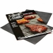 Bradley Non-Stick Magic Mats - Set Of 4 , Model# BTNSMAT4