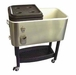 Crestware Stainless Steel Portable Beer CoolerOutdoor Garden Cooler, Model# COOLER1