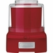 Cuisinart Automatic Frozen Yogurt-Ice Cream & Sorbet Maker (Red), Model# ICE-21R