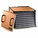 Excalibur 9 Tray Timer Dehydrator In Copper, Model# D900CP