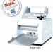 "Skyfood (formally Fleetwood by Skymsen) 12"" Table Top Dough Roller & Sheeter 1/2Hp, Model# CLM-300"