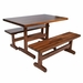 John Boos Trestle Tables And Benches