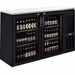 Krowne Metal Self Contained Narrow Back Bar Coolers
