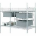 Nexel Shelving Accessory Parts