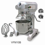 Omcan (Fma) 'General Purpose Mixer10 QtCapacity3 Speed Gear Driven.67 HpCeEtl And Etl Sanitation, Model# 20467