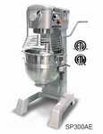 Omcan (Fma) 'General Purpose Mixer30 QtCapacity3 Speed Gear Driven2 HpCeEtl And Etl Sanitation, Model# 20442