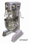 Omcan (Fma) 'General Purpose Mixer30 QtCapacity3 Speed Gear Driven2 HpCeEtl And Etl Sanitation, Model# 17836