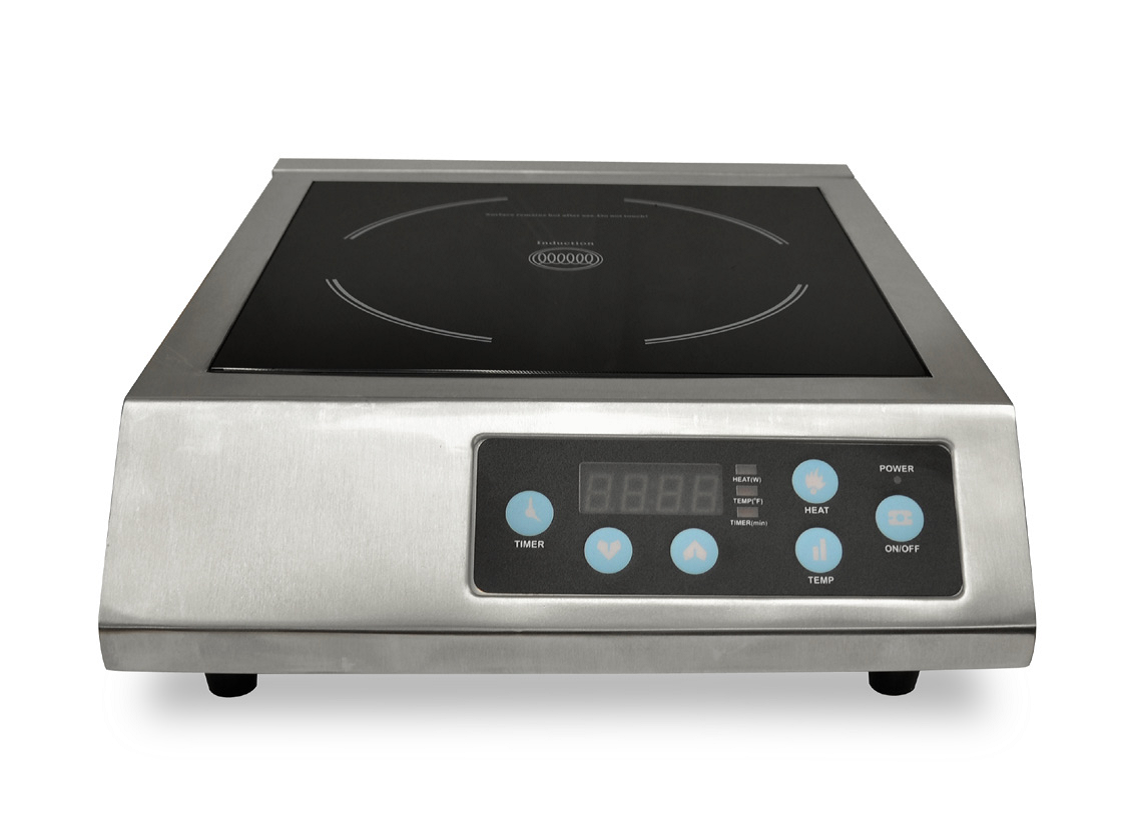 p gas t surface countertop x burner hotplate inch eurodib cooking