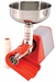 Omcan (Fma) Tomato SqueezerElectricStainless Steel HopperCollector & BaseCast Iron W/Double Hot Tinned Worm & Body1/4 Hp, Model# 11001