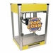 Paragon Cineplex Yellow 4Oz Popcorn Machine, Model# 1104850