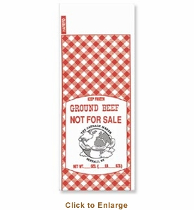 Sausage Maker Ground Beef Bags 2 Lb, Model# 28240
