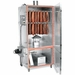 Sausage Maker Electric Smokehouse 100 Lb Ss Inside & Outside , Model# 45300