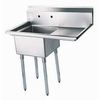 Turbo Air Stainless Steel Sinks