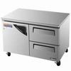 Turbo Air UnderCounter Freezers