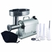 Weston NEW Pro Series #5 Stainless Steel Meat Grinder & Sausage Stuffer  - .5 HP, Model 10-0501-W