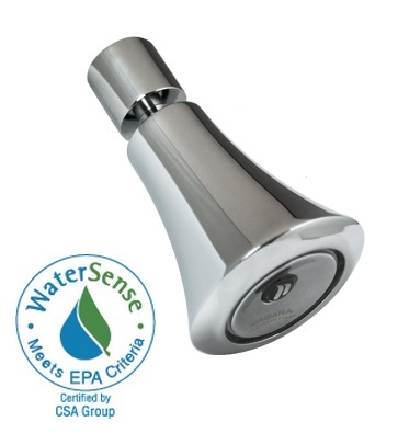Niagara Commericial 1 5 Gpm Shower Head Helps To Conserve