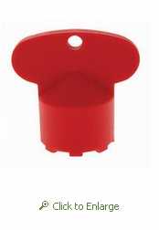 Aerator Key for Moen and Delta Faucets
