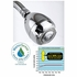 Niagara Earth Shower Head, Chrome, 1.25 GPM