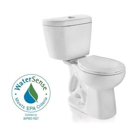 Buy Niagara Stealth 0.8 GPF Ultra High Efficiency Round Toilet ...