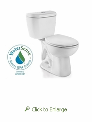 Buy Niagara Stealth 0.8 GPF Ultra High Efficiency Elongated Toilet ...