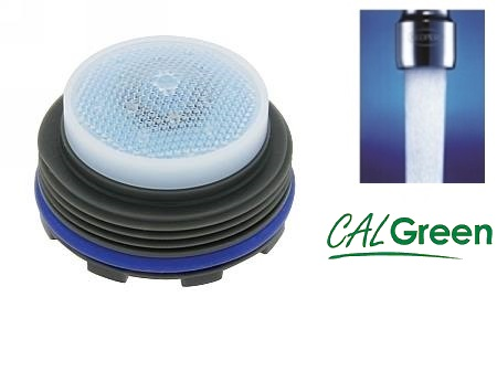 Faucet Aerator Pca Cache Gt 1 2 Gpm Gt Jr Size