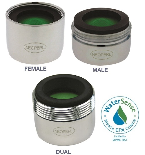 5 gpm faucet aerator. perlator 1.5 gpm faucet aerator - regular size 5