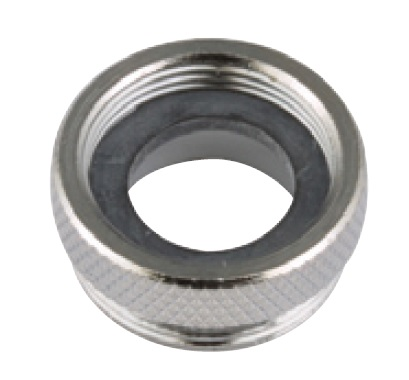 Faucet Aerator Adapter > Small Female 3/4-27 x Male 55/64 - 27 ...