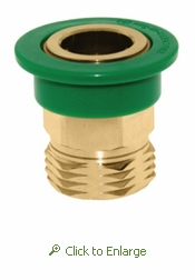 Small Snap Coupler x 3/4 Male Garden Hose