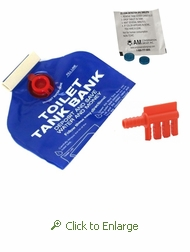 Toilet Water Saver Kit