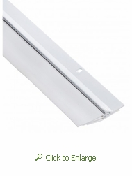 Triple Seal Door Sweep, 36 In. x 2 1/8 In, $4.45/ea Case of 50