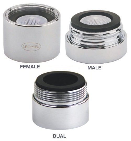 Ultra Low Flow 0.35 GPM Faucet Aerators from Conservation Warehouse