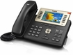 Yealink SIP-T29G Gigabit Color phone  4.3 inch Color LCD Display  (without Power Supply PS5V2000US)