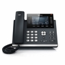 Yealink SIP-T46G Ultra-elegant Gigabit IP Phone 4.3in. Display  (power supply not included - PS5V2000US)