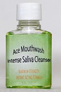 Ace Mouthwash Intense Saliva Toxin Cleaning Formula