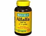 Alfalfa 250 Tablets 7.5 Grain
