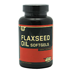 Flaxseed Oil Softgels 100ct