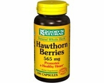 Hawthorn Berries  565mg