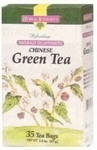 Naturally Decaffeinated Chinese Green Tea - 1 box