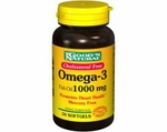 Omega-3 Fish Oil by Good �N Natural 100SG