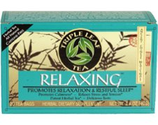 Relaxing Tea by Triple Leaf Tea 20 bags