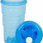 Turbo Shaker blue 28oz