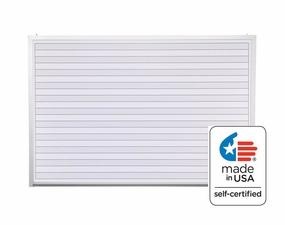 2 x 3 Lined Dry Erase Boards