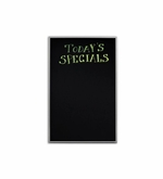 Black Dry Erase Boards